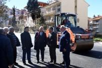 Isparta Belediyesi'nden Sermet'e 50 Bin Metrekarelik Asfalt