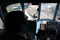 Jandarmadan Helikopterli Denetim