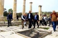 MEHMET YAVUZ DEMIR - Kültür Ve Turizm Bakanı Ersoy Açıklaması 'Stratonikeia İkinci Efes Olabilir'