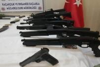 Mardin'deki Operasyonlarda Cephanelik Ele Geçirildi