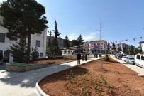 ORHAN FEVZI GÜMRÜKÇÜOĞLU - Mehmet Akif Ersoy Camisi'ne Yakışır Çevre Düzenlemesi Tamamlandı