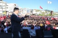 MEHMET KOCADON - Mehmet Kocadon, Seçim Çalışmalarını Marmaris'te Sürdürdü