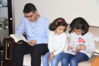 Öğretmenin Kitap Okuma Aşkı Evlere Taşındı
