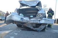 Ordu'da Trafik Kazası Açıklaması 5 Yaralı