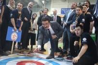 KENAN ŞAHIN - Özel Öğrenciler Floorcurling Turnuvasında Kıyasıya Yarıştı