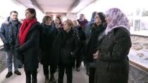 'Peynir Müzesi'ne turistlerden ilgi