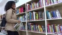 Şair Karakoç'un Adı Taşıyan Halk Kütüphanesi Açıldı