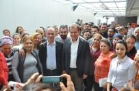 KAZANLı - Seçer Açıklaması 'Belediye Başkanından Büyük İşler İsteyin'