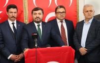 Şenlikoğlu Açıklaması 'Şehidimiz Üzerinden Siyaset Yapılıyor'