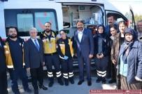 Seyitgazi'ye Son Teknoloji İle Donatılmış Ambulans