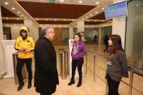 Sınavlara Hazırlanan Gençlerin Yeni Mekanı 'Millet Kıraathaneleri'