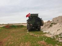 Türkiye İle Rusya'dan Tel Rıfat'da Devriye