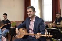 MAMAK BELEDIYESI - AK Parti Mamak Belediye Başkan Adayı Köse'den Kültür Merkezine Ziyaret
