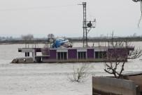 TARIM ARAZİSİ - Amik Ovası'nda Sular Çekilmiyor