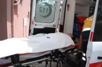 ÇANAKKALE ONSEKIZ MART ÜNIVERSITESI - Asansör Boşluğuna Düşen Afganistan Uyruklu Yaralandı