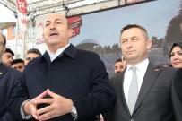 KıZıLPıNAR - Bakan Çavuşoğlu Çerkezköy'den Korkuteli'ne Hitap Etti
