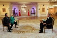 GÜLDEREN - Cumhurbaşkanı Erdoğan'ı Duygulandıran Mektup