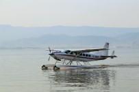 İBRAHIM KARAOSMANOĞLU - Deniz Uçağı İle Tüm Marmara Kontrol Altında