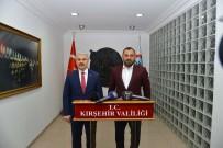 MOLDOVA - Gençlik Ve Spor Bakan Yardımcısı Yerlikaya Açıklaması 'Yeli Ve Milli Olandan Yanayım'