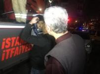 Güngören'de Mobilya İmalathanesinde Korkutan Yangın