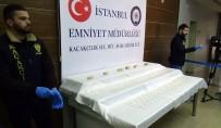 İstanbul'da 10 Milyon Liralık Kobra Zehri Ele Geçirildi