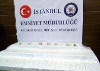 İstanbul'da 'Kobra Zehri' Operasyonu Açıklaması 541 Tüp Zehir Ele Geçirildi