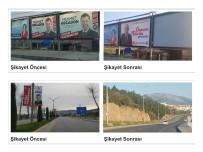 MEHMET KOCADON - Kocadon'un Billboardları Ve Posterleri Kaldırıldı