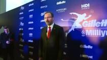 A MİLLİ FUTBOL TAKIMI - 'Milli Takım, Şenol Hocamızla Güzel Bir Oluşuma Girdi'