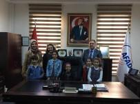ÇİZGİ FİLM - Minik Öğrencilerden AFAD'a Ziyaret