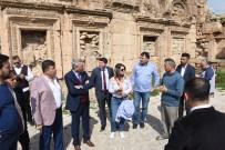 GÜZERGAH - Nusaybin'de Geniş Kapsamlı Turizm Toplantısı Yapıldı