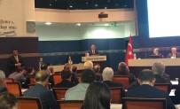 İŞSİZLİK ORANI - Özhaseki ASO Meclis Toplantısı'na Katıldı
