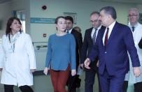 DENİZ BAYKAL - Sağlık Bakanı Koca'dan Deniz Baykal'a Ziyaret