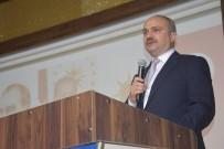 DOĞALGAZ BORU HATTI - AK Parti'li Mersinli'den Sarıgöl'e Doğalgaz Müjdesi