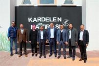 MİLLİ SAVUNMA KOMİSYONU - AK Parti Nevşehir Belediye Başkan Adayı Arı, Kardelen Koleji'ni Ziyaret Etti