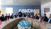 ASKON, Genç Girişimcilere Sertifikalarını Dağıttı