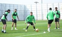KAYACıK - Atiker Konyaspor, Başakşehir Hazırlıklarını Sürdürdü