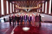 NİKAH SALONU - Bakan Gül'den Şahinbey'in Projesine Tam Not