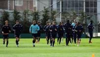 ARDA TURAN - Başakşehir, Konyaspor Maçı Hazırlıklarını Sürdürdü