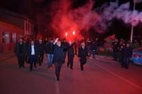KADIR BOZKURT - Başkan Bozkurt'a Mahalle Ziyaretlerinde Yoğun İlgi