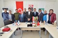 Başkan Demirağ'dan Foça Belediyespor'a Teşekkür