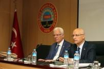 FETHI YAŞAR - Başkan Yaşar'dan Türkiye Emekliler Derneğine Ziyaret