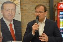 Çavuşoğlu Açıklaması FETÖ Sufle Yapıyor CHP Söylüyor