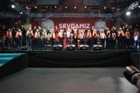 ZEKERIYA KARAYOL - Cumhur İttifakı, Ahmeş Şafak Konseriyle Coştu