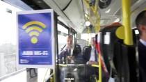 KABLOSUZ İNTERNET - EGO Otobüslerinde Ücretsiz İnternet