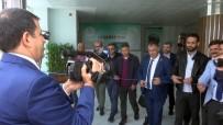 TENZILE ERDOĞAN - Gazeteciler Açılış Yaptı Belediye Başkanı Kamerayla Görüntüledi