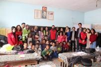 Hamur'da Öğrencilere 'Kuaförlük Ve Berberlik Hizmeti' Verildi