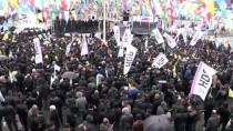 PERVIN BULDAN - HDP Eş Genel Başkanı Pervin Buldan Ağrı'da