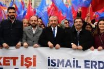 İsmail Erdem Açıklaması 'Ataşehir'de Altyapı Ve Üstyapı Kadar, Hatta Daha Da Fazla 'İnsana Yatırım' Yapacağız'