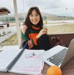 EV ARKADAŞI - Kazakistan Uyruklu Genç Sunucu Evinde Ölü Bulundu