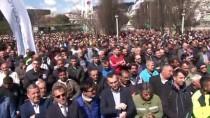 İBRAHIM KARAOSMANOĞLU - Kocaeli Büyükşehir Belediyesi'ndeki 3 Bin 15 İşçiye Zam